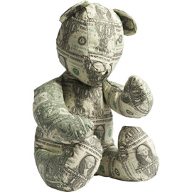 dollar teddy